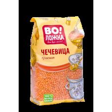 "Чечевица ""Воложка"" красная 800гр. 1/8 К20"