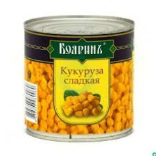 """Кукуруза  сладкая ж/б """"Бояринъ"""" 212мл 1/24"""