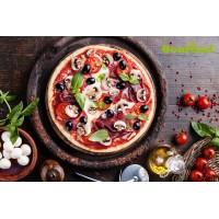 Рецепт для вкусной пиццы с грибами