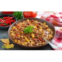 Как приготовить вкусный рис по‑мексиканский с фасолью?!