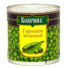"""Горошек  зеленый консервированый 1 сорт """"Гуд Мил"""" 400мл 1/12"""