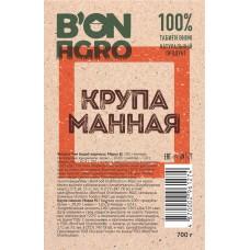 """Крупа манная """"BonAgro"""" 700 г 1\20"""